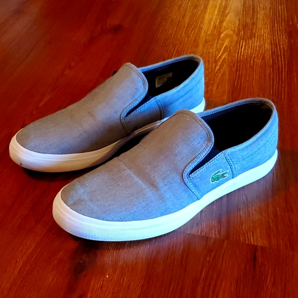 Lacoste Other - 🗯️💥Lacoste slip on casuals!!!